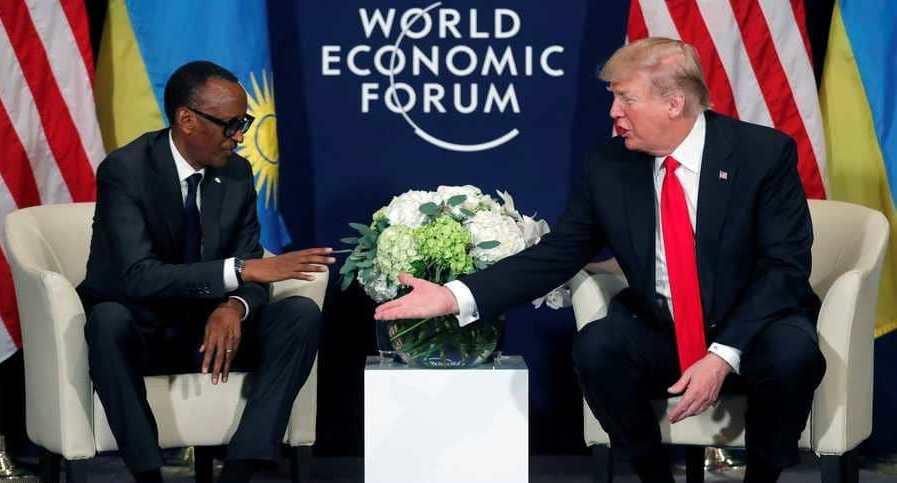 تحولات السياسة الخارجية الأمريكية تجاه أفريقيا