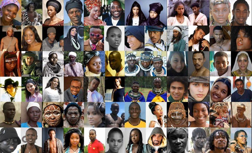 تعددت الثقافات في أفريقيا