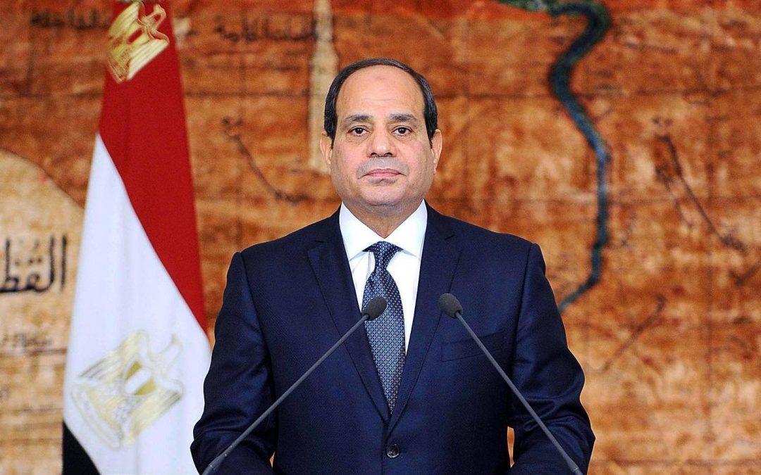 كلمة الرئيس المصري في الجلسة الافتتاحية للقمة الأفريقية الـ٣٣