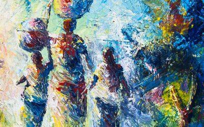 7 فنانين رسموا ملامح الفن الأفريقي المعاصر