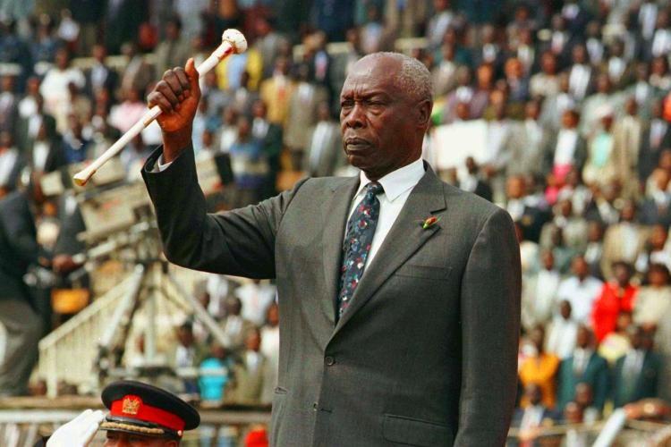 «دانيال أراب موي».. المعلم الذي أصبح رئيسًا