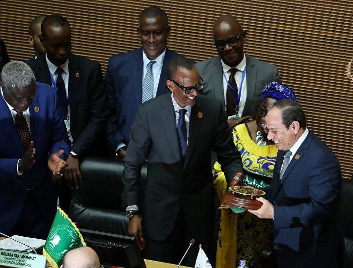 الرئاسة المصرية للاتحاد الأفريقي وأجندة أفريقيا 2063 – (دراسة)