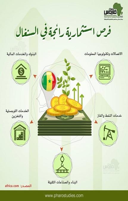فرص استثمارية رائجة في السنغال
