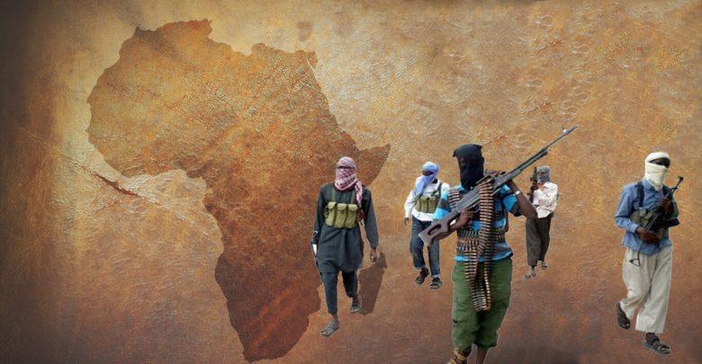 الصراعات في أفريقيا