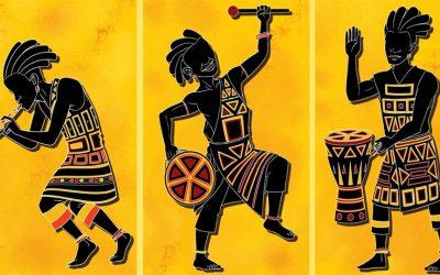 الموسيقى التقليدية في أفريقيا.. عناق الأنغام مع الطبيعة