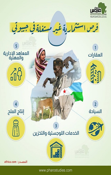 5 فرص استثمارية غير مستغلة في جيبوتي