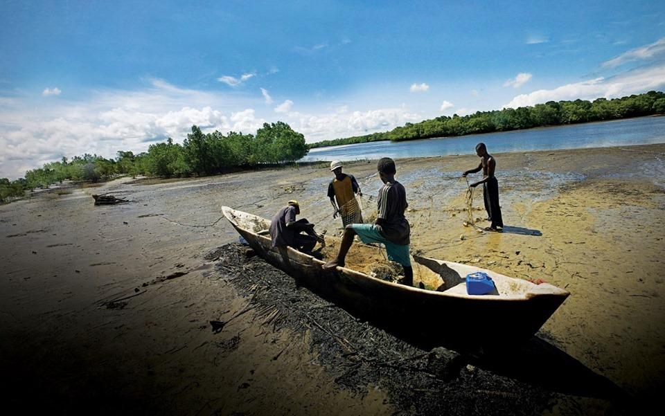 الصيد في أفريقيا