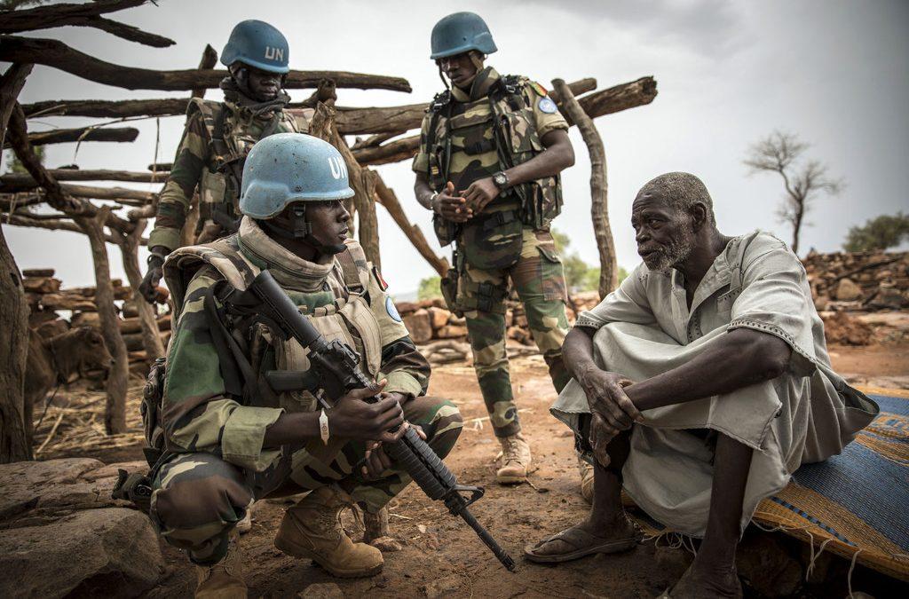 عمليات الأمم المتحدة لحفظ السلم في أفريقيا: الواقع والإشكاليات ( دراسة )
