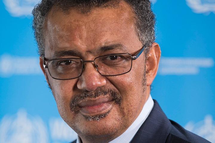 رئيس منظمة الصحة العالمية
