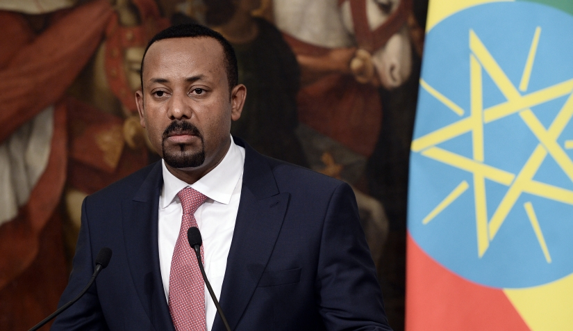 رئيس الوزراء الإثيوبي آبي أحمد