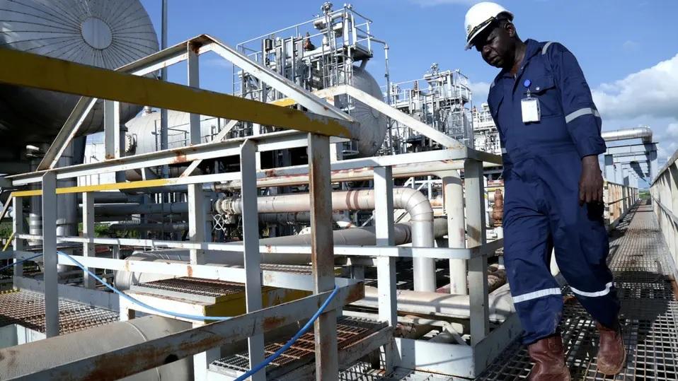 النفط في أفريقيا - أرشيفية
