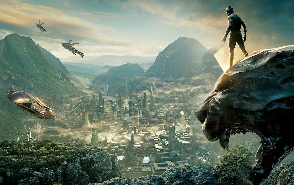 واكندا الأفريقية.. مملكة خيالية تحجز مكانًا للسود بين الأبطال الخارقين