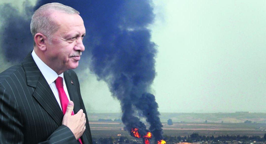 قراءة في مسارات التدخلات التركية في ليبيا