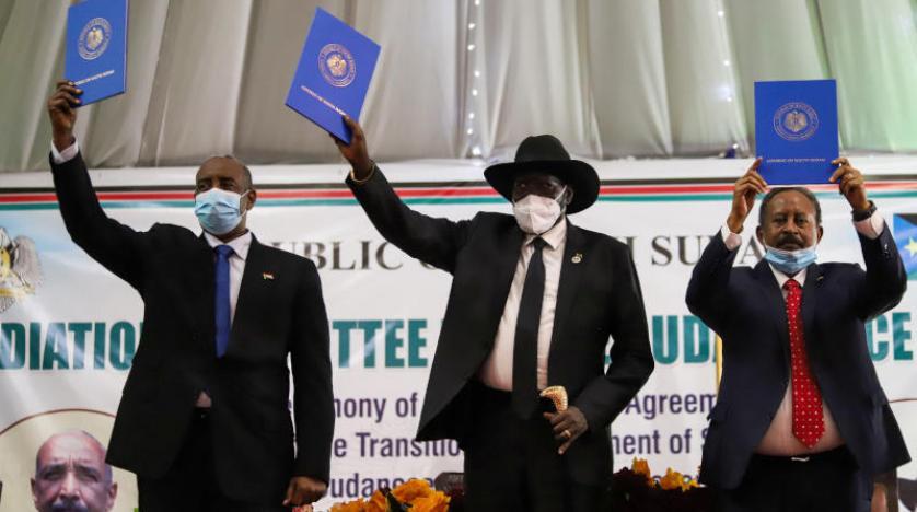 اتفاق جوبا للسلام في السودان..  الدوافع والسيناريوهات المحتملة (دراسة)