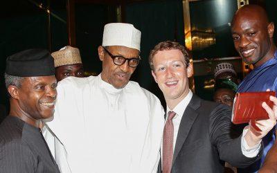 نيجيريا وجهة رائجة لاستثمارات فيسبوك