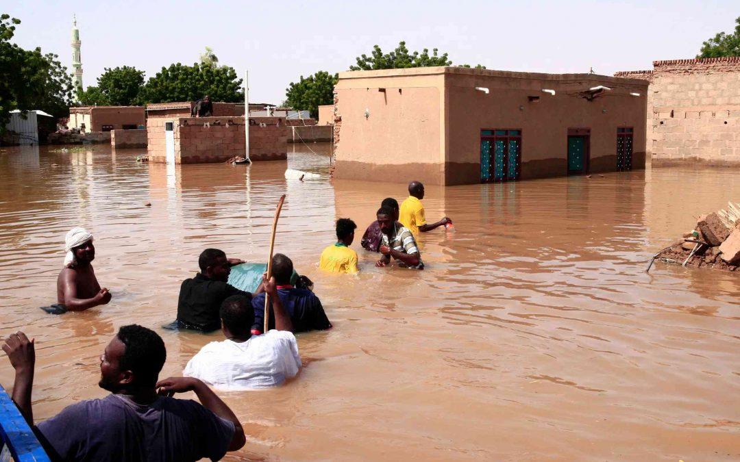 فيضانات السودان.. فرصة للتضامن الأفريقي في مواجهة الأزمات البيئية