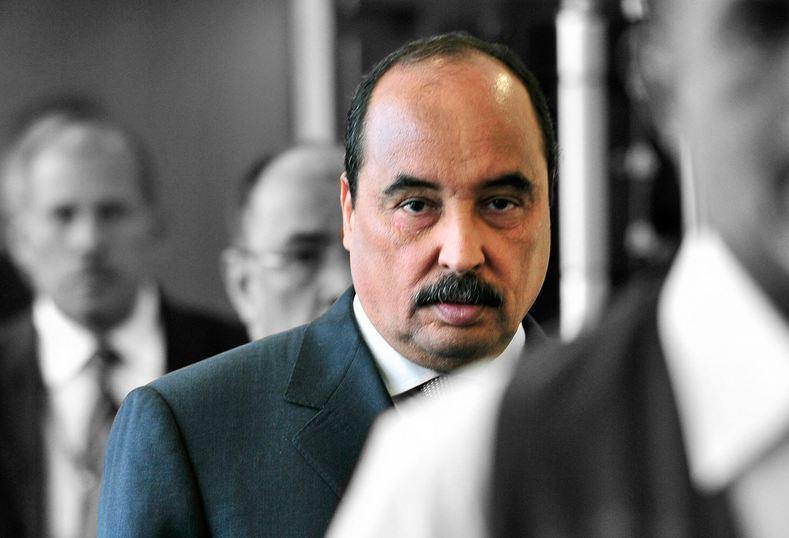 دوافع ودلالات احتجاز الرئيس الموريتاني السابق «ولد عبد العزيز»