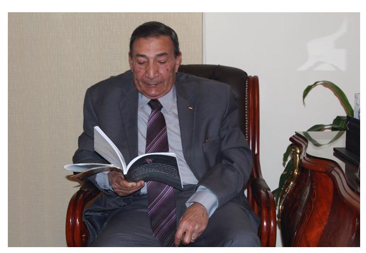 ورحل فارس العلوم السياسية والدراسات الأفريقية د. إبراهيم نصر الدين