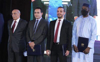 محمود زكريا ومادي كانتي يفوزان بأفضل رسائل دكتوراة عن جائزة «كيميت بطرس غالي» في الدراسات الأفريقية