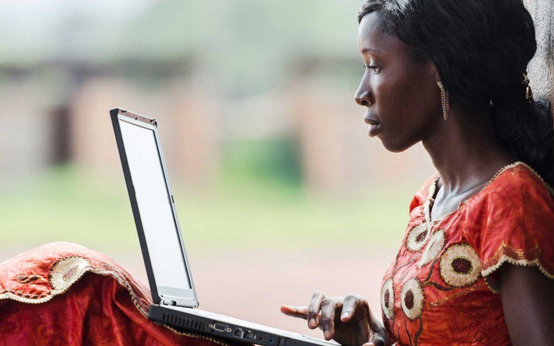 كيف ترى أفريقيا جنوب الصحراء دور المرأة في القيادة ؟