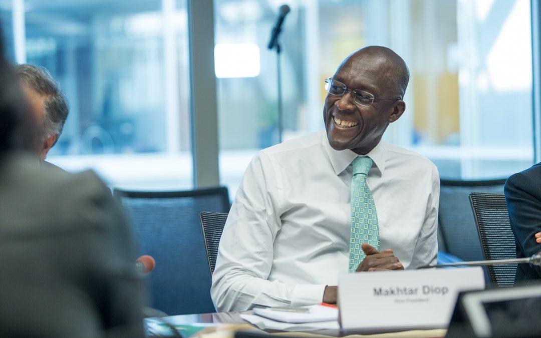 مختار ديوب.. عندما يأخذ الأفارقة المبادرة في المشهد الاقتصادي العالمي
