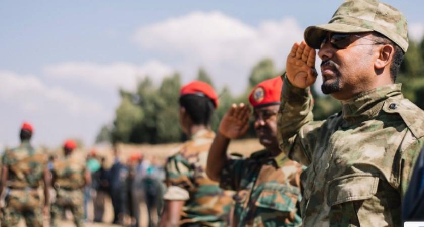 استراتيجية الأرض المحروقة تسيطر على الصراع الإثيوبي الإثيوبي