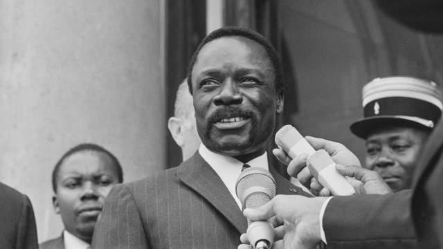 حاج عمر بونجو.. ثاني زعماء الجابون وأحد تلاميذ الجيل الأول من القادة الأفارقة