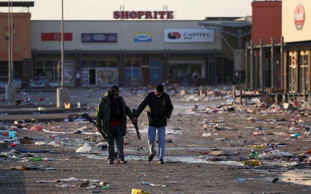 «غضبة الزولو».. أسوأ موجة من الاضطرابات في جنوب أفريقيا