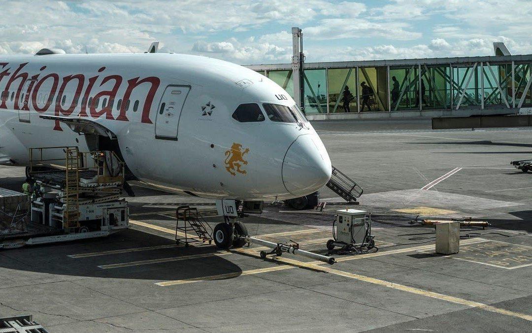 «الخطوط الجوية الإثيوبية» تدخل على خط الصراع في تيجراي