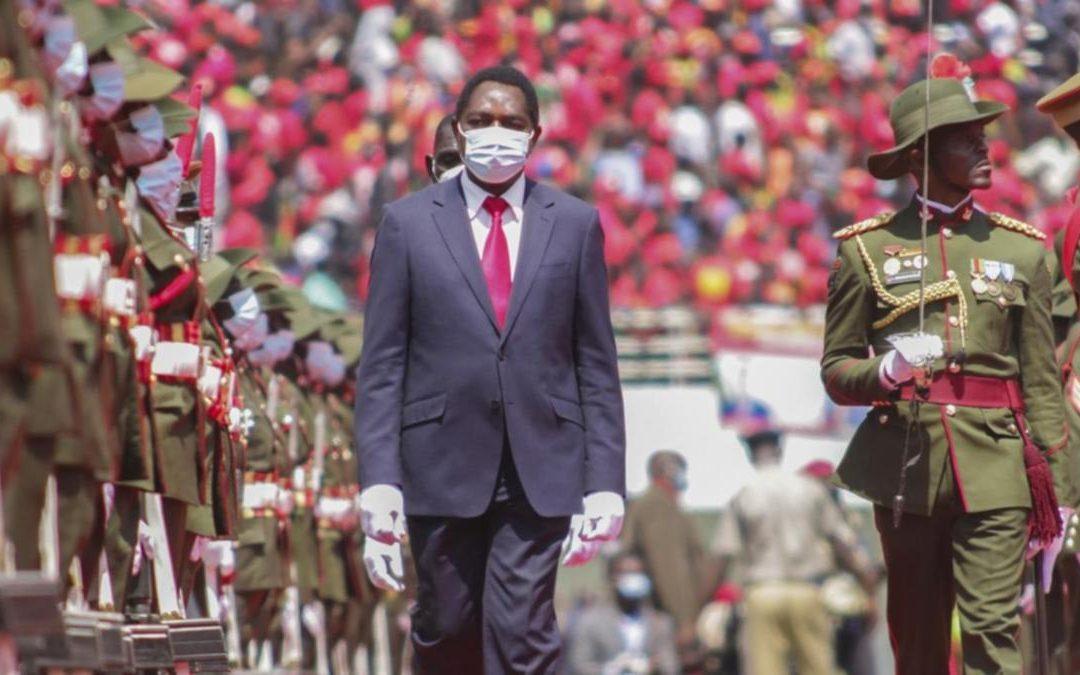 هل يحقق «هاكيندي هيشيليما» الاستقرار والازدهار في زامبيا؟