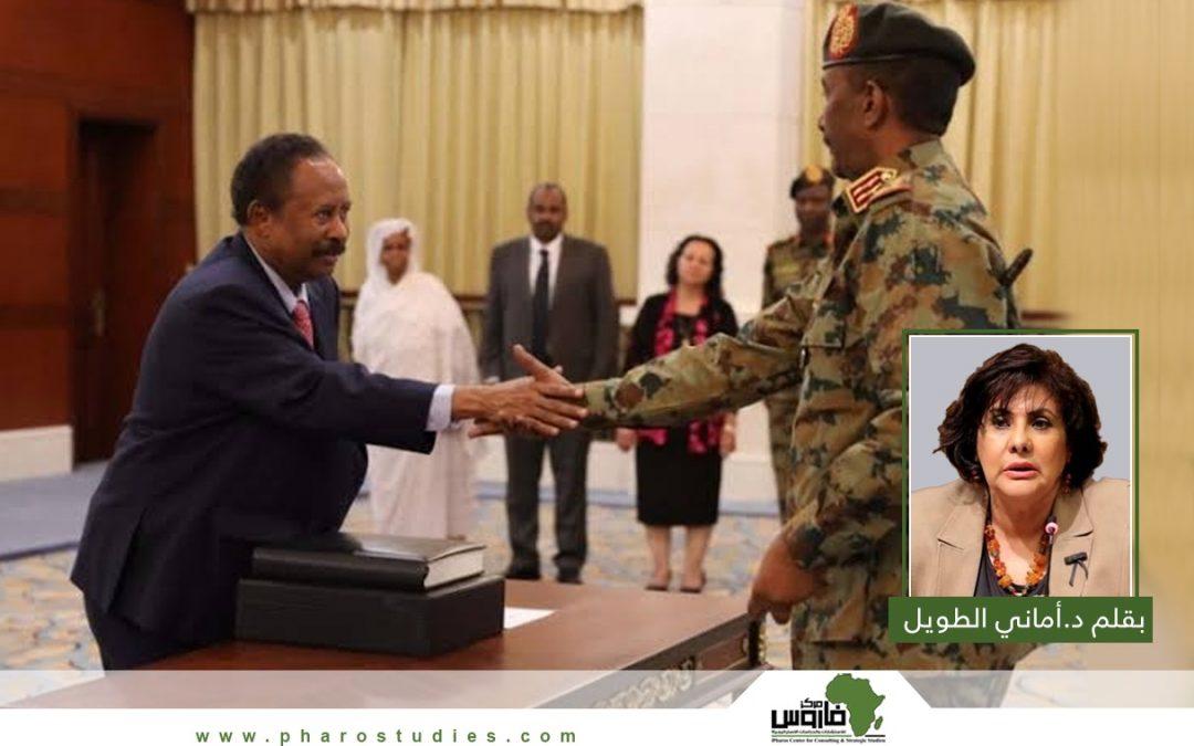 الدكتورة أماني الطويل تكتب| الصراع على السلطة في السودان .. ملامح الأزمة وفرص الاستقرار (دراسة)
